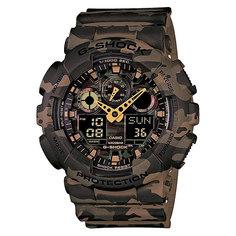 Часы Casio G-Shock Ga-100cm-5a Camo