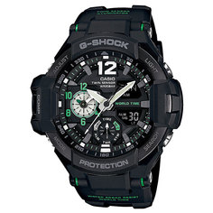 Часы Casio G-Shock Ga-1100-1a3 Black/Green
