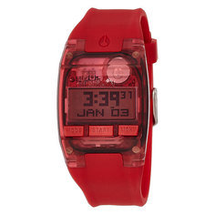 Часы Nixon Comp All Red