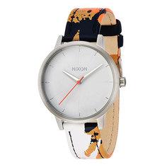 Часы женский Nixon Kensington Leather White/Multi