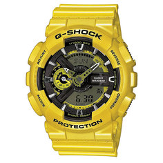 Часы Casio G-Shock Ga-110nm-9a Yellow