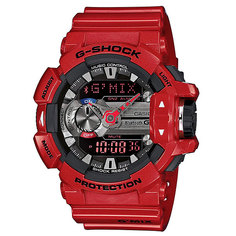 Часы Casio G-Shock Gba-400-4a Red
