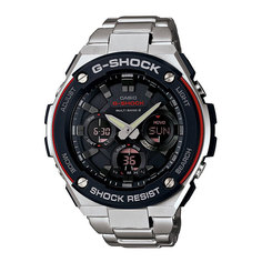 Часы женские Casio G-Shock Gst-w100d-1a4 Grey