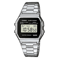 Часы Casio Collection A-158wea-1e Grey