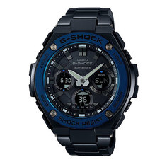 Часы Casio G-Shock Gst-W110Bd-1A2 Black/Blue