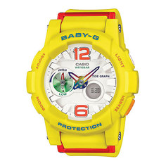 Часы детские Casio G-Shock Baby-G Bga-180-9B Yellow
