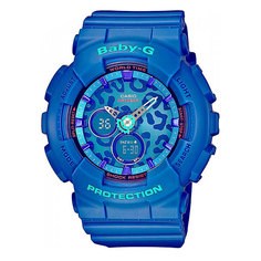 Часы детские Casio G-Shock Baby-G Ba-120Lp-2A Blue