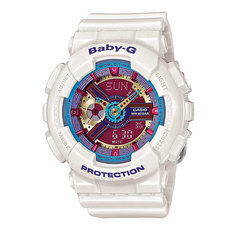Часы детские Casio G-Shock Baby-G Ba-112-7A White