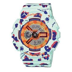 Часы детские Casio G-Shock Baby-g Ba-110fl-3a Blue/Purpule