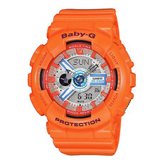Часы детские Casio G-Shock Baby-G Ba-110Sn-4A Orange