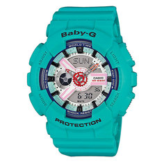 Часы детские Casio G-Shock Baby-G Ba-110Sn-3A Green