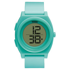 Часы Nixon Time Teller Digi Light Blue