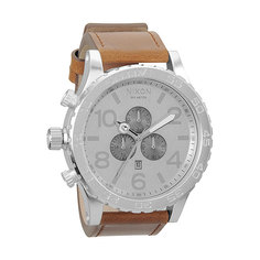 Часы Nixon 51-30 Chrono Leather Saddle