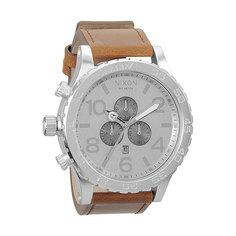Часы Nixon 51-30 Chrono Leather Saddle