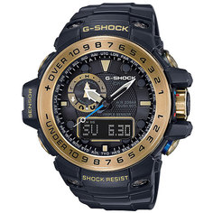 Часы Casio G-Shock Premium Gwn-1000gb-1A Bldck/Gold