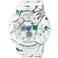 Часы детские Casio G-Shock Baby-G Ba-120sc-7a White