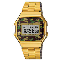 Часы Casio Collection 61717 A-168Wegc-3E Gold