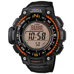 Часы Casio G-Shock Collection Sgw-1000b-4a Black