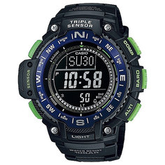 Часы Casio G-Shock Collection Sgw-1000-2b Black/Blue