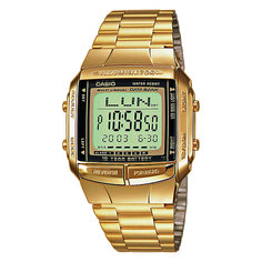 Часы Casio Collection Db-360gn-9a Gold