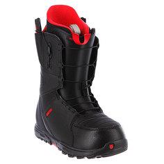Ботинки для сноуборда Burton Moto Black