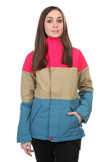 Куртка женская Burton Wb Radiant Jacket Marilyn Colorblock