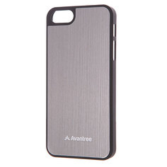 Чехол для Iphone 5 Avantree Ksmt If5E Blk Grey