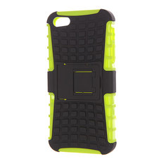 Чехол для Iphone 5 Avantree Kspc If5F Bgr Black/Green