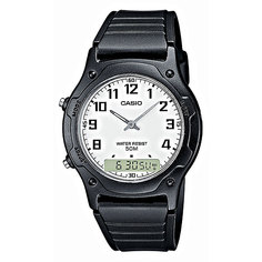 Часы Casio Collection 28996 Aw-49H-7B Black