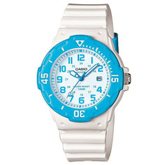 Часы Casio Collection 61536 Lrw-200H-2B White/Blue