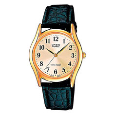 Часы Casio Collection Ltp-1154pq-7b2 Gold/Green