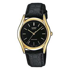 Часы Casio Collection Mtp-1154pq-1a Black/Gold
