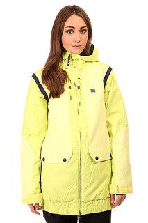 Куртка женская DC Riji Jkt Sunny Lime