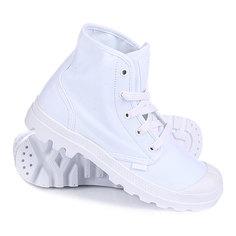 Ботинки женские Palladium Pampa Hi White