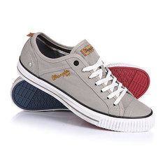 Кеды кроссовки Wrangler Starry Low Grey