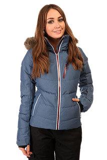Куртка женская Roxy Snowstorm Jk Ensign Blue BIOTHERM