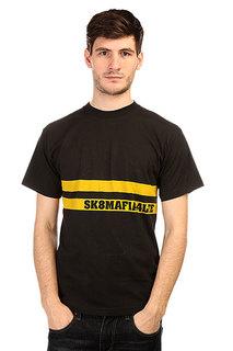Футболка Sk8mafia Street Black