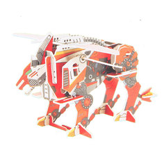 Фигурка Aero-Yo Подарок Transformer Red