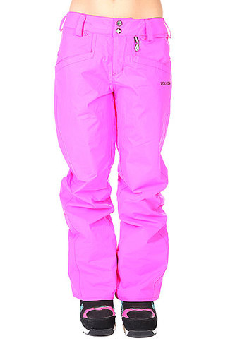 Штаны сноубордические женские Volcom Sn13-14 Logic Pant Pink