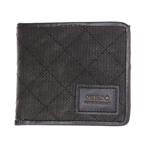 Кошелек Nixon Bespoke Bi-fold Wallet Black