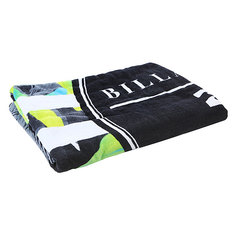 Полотенце Billabong Methodical Xlarge Black Lime