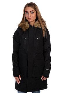Куртка парка женская Burton Wb Olympus Jacket True Black