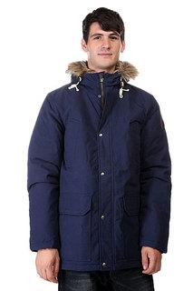 Куртка парка Quiksilver Mumford Medieval Blue