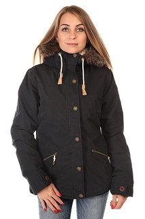 Куртка парка женская Roxy Steffi Jk True Black