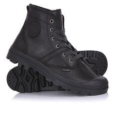 Ботинки Palladium Pallabrouse Plus 2 Black/Metal