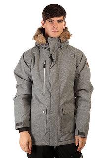 Куртка Quiksilver Selector Jkt Iron Gate