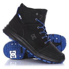 Ботинки высокие DC Torstein Black/Blue