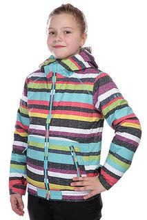 Куртка детская Roxy Valley Hoodie Girl Jk Anthracite