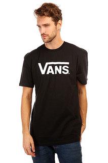 Футболка Vans Classic Black/White