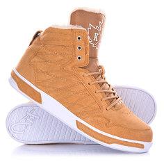 Кеды кроссовки зимние K1X H1top Le Brown